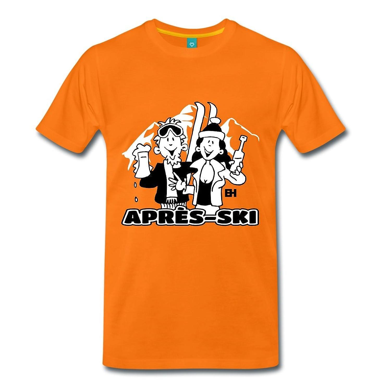 Apres-ski IIb bc Männer Premium T-Shirt von Spreadshirt®