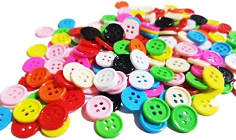 200x Mini Car Plastic DIY Baby Buttons Sewing//Accessories//Craft