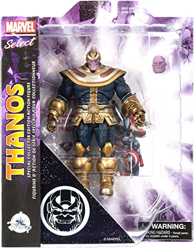 Avengers  Infinity War Marvel Select Thanos Action Figure  Avengers  Infinity War