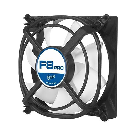 60 opinioni per ARCTIC F8 PRO- Ventola per case- 80 mm ad alta potenza con brevettata sistema