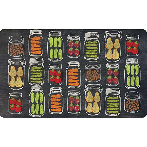 buyMATS Cushion Comfort Veggie Jars by buyMATS