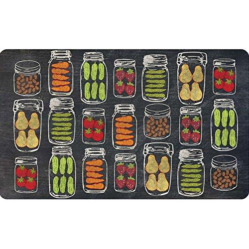 buyMATS Cushion Comfort Veggie Jars