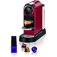 Krups Nespresso CitiZ XN7415 espressomachine - Cherry red
