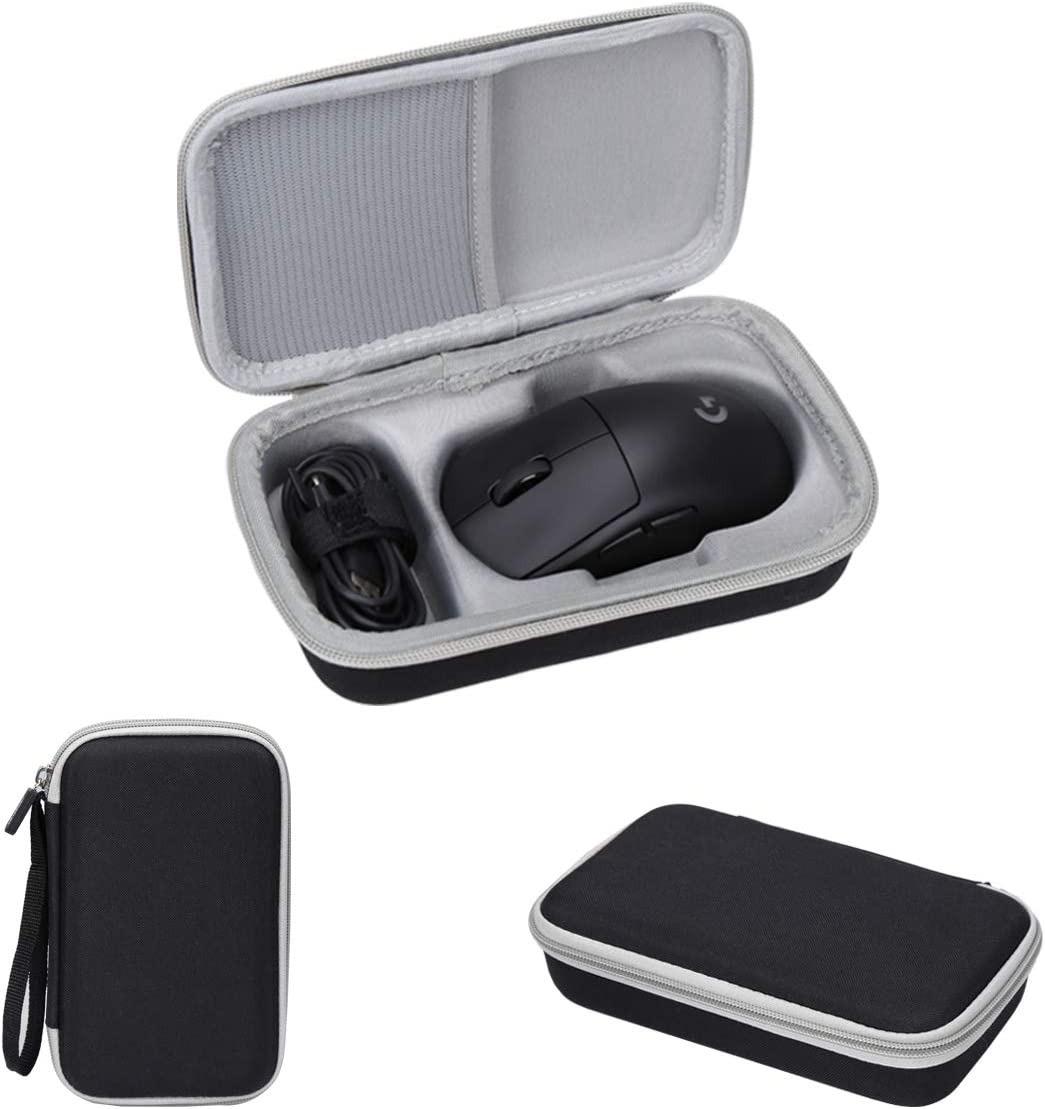 Mchoi Hard Portable Case Fit for Logitech G Pro Wireless Gaming Mouse(Case Only)