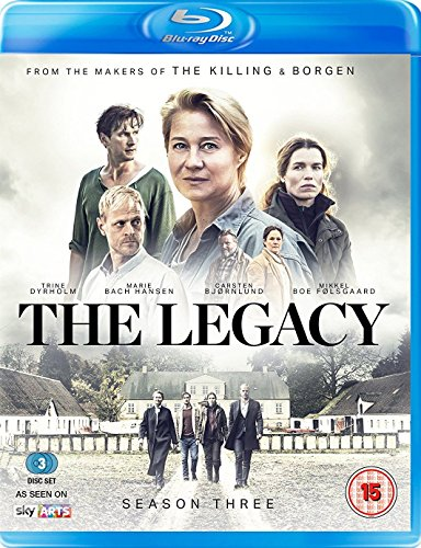 The Legacy Season 3 [Blu-ray]