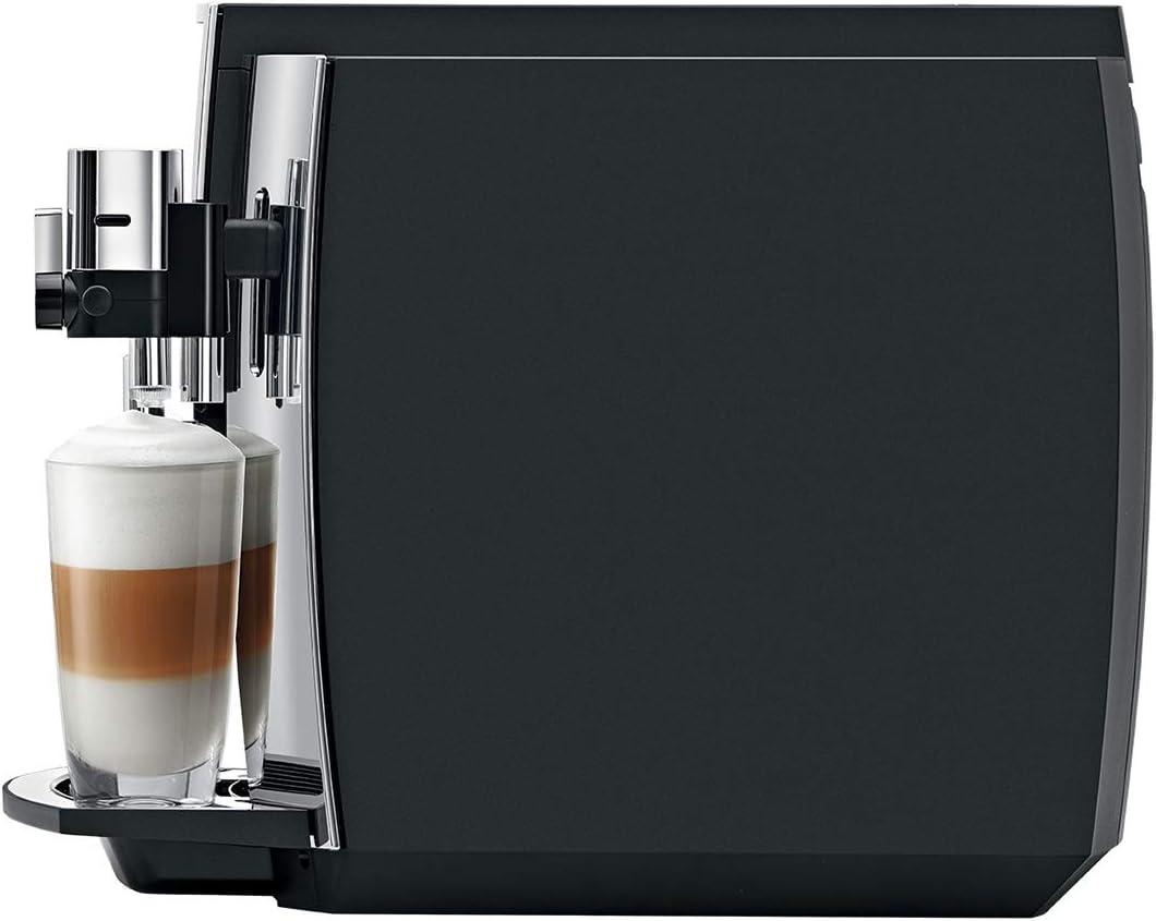 JURA S8 Chroom Cafetera automática, 1450 W, 1.9 litros, Negro, Cromo: Amazon.es: Hogar