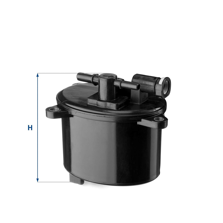 Ufi Filters 24.156.00 Filtro Diesel
