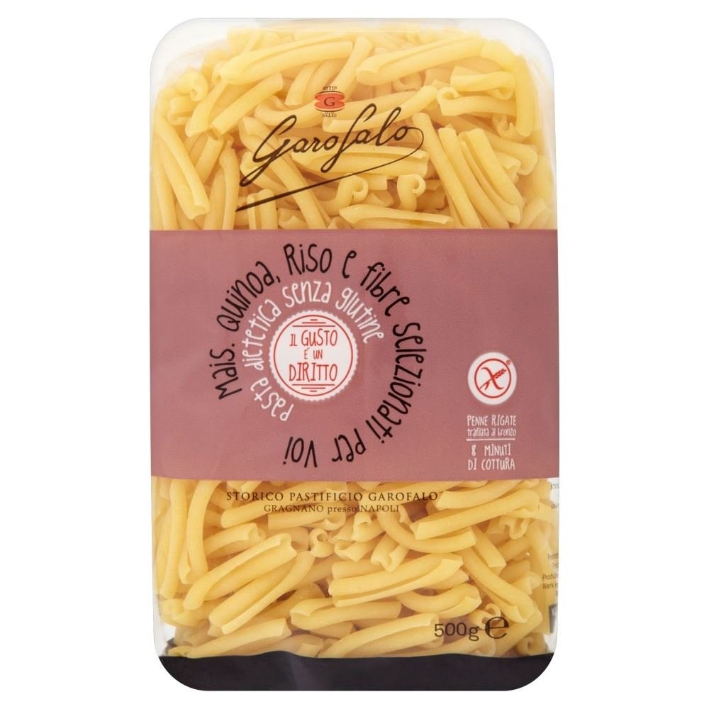 Garofalo Gluten Free Casarecce Pasta (500g) - Pack of 6