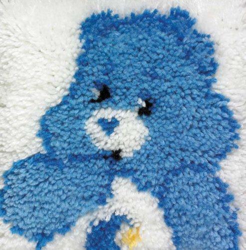 Hook Bear Pillow Latch (Care Bear Latch Hook Kit 12