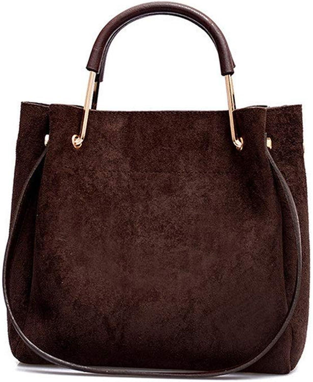 Women'S Bag Shoulder Suede...