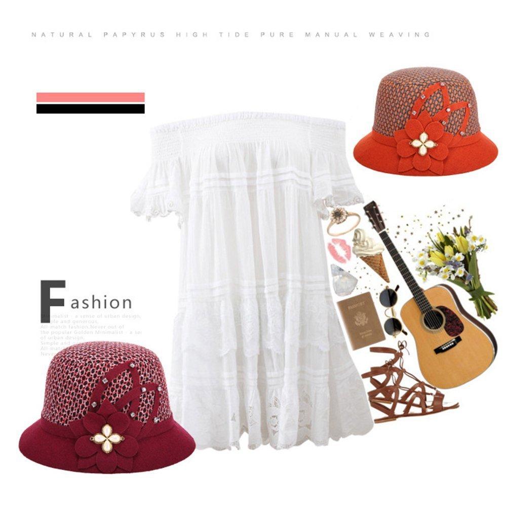 VI. yo gabba mujeres Lady cubo sombrero invierno caliente tapa ...