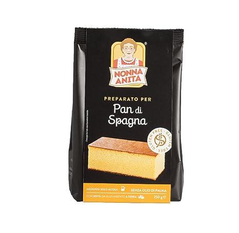 Abuela Anita Preparado Pan España Gluten 250g