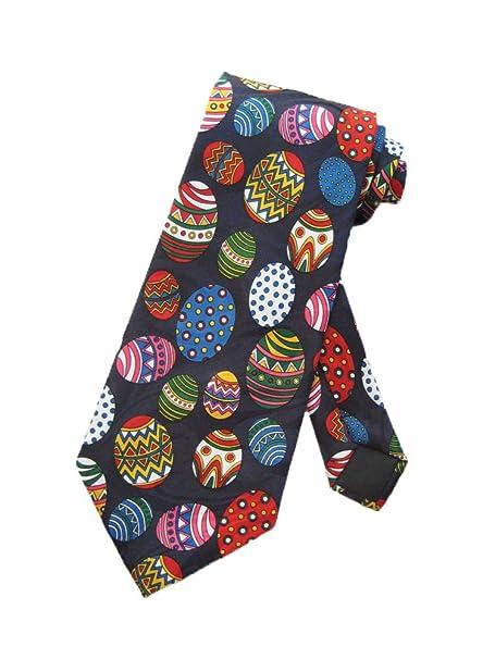 Steven Harris Hombres Pascua Huevos EI corbata - Azul - Talla ...