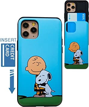Snoopy Loves Charlie Brown 2 iphone case