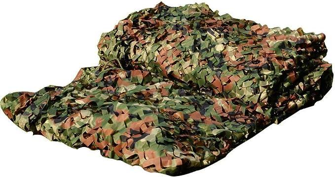 Geng Red de Camuflaje Woodland Camuflaje Militar Oxford Tela Neta ...