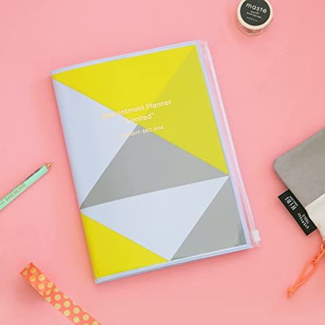 Amazon.com : Marks 2018 Planner Agenda Diary/Weekly ...