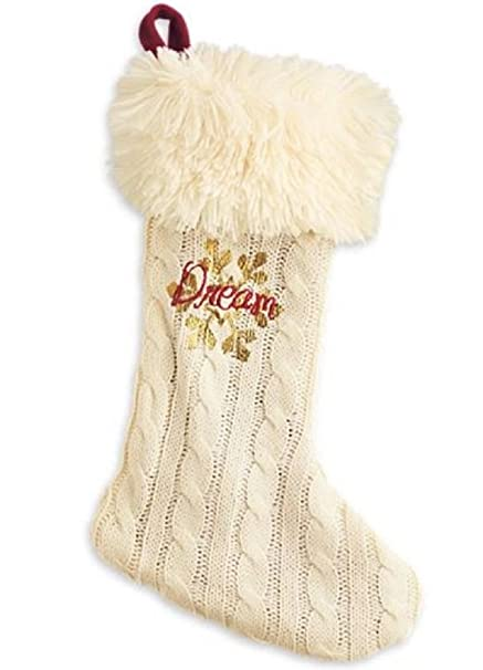 american girl dream christmas stocking for girls new - Girl Christmas Stocking