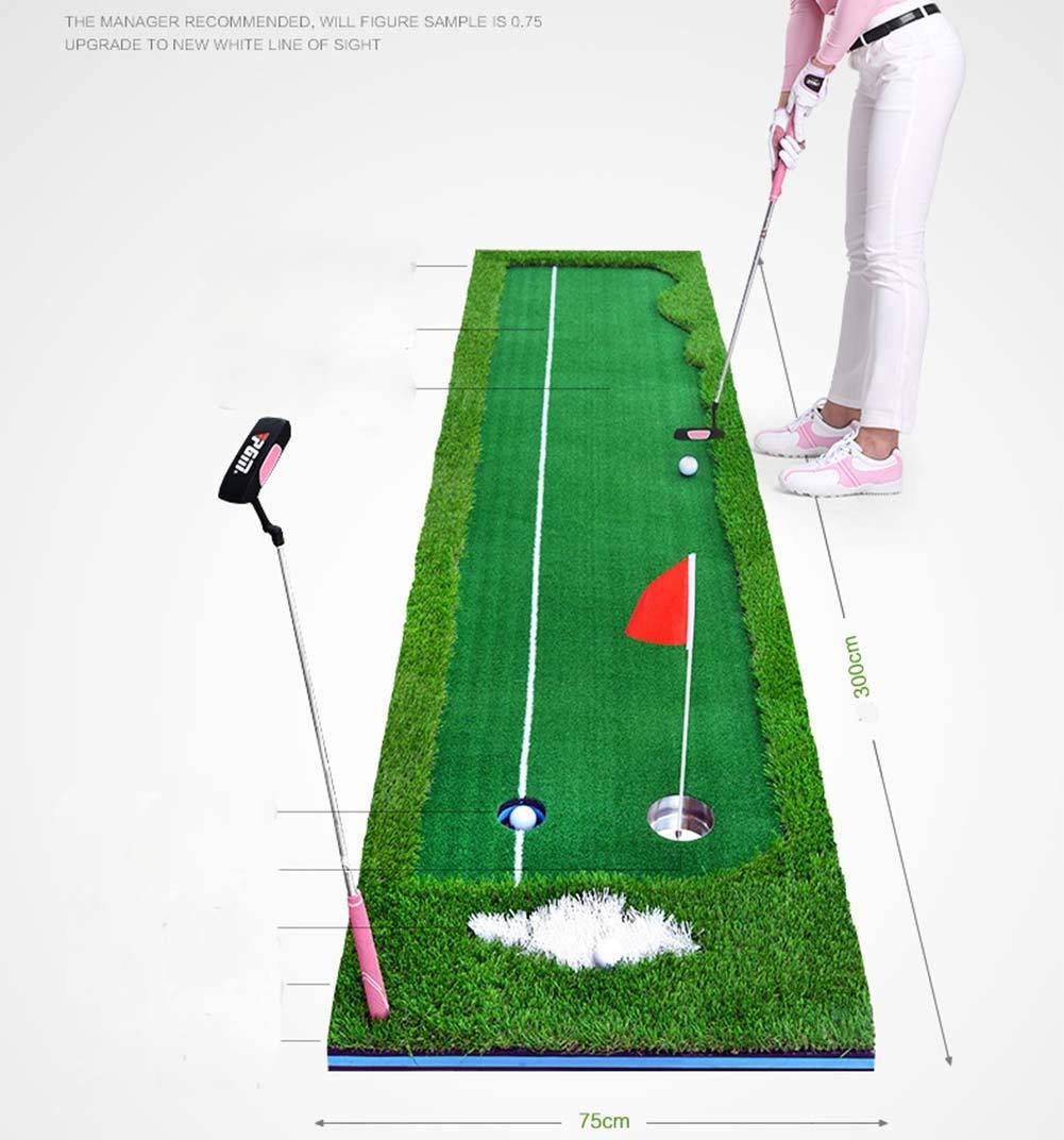 SOFUCHTN Golf Golpear Mat Attack |Conducción portátil para ...