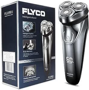 FLYCO Afeitadora Electrica Hombre FS339EU Afeitar Eléctrica ...