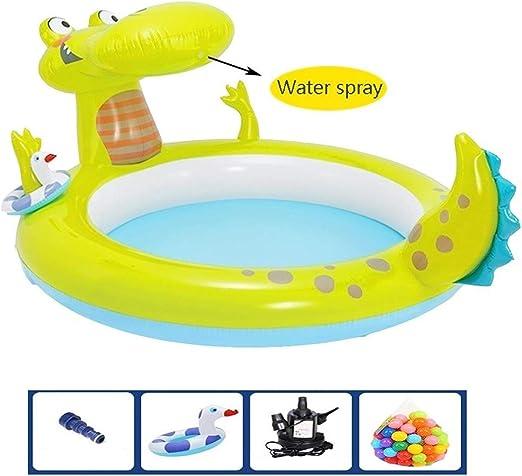 LYZ - Piscina hinchable para fiestas de agua de verano para niños ...