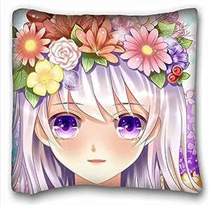 Amazon Com Soft Pillow Case Cover Anime Original