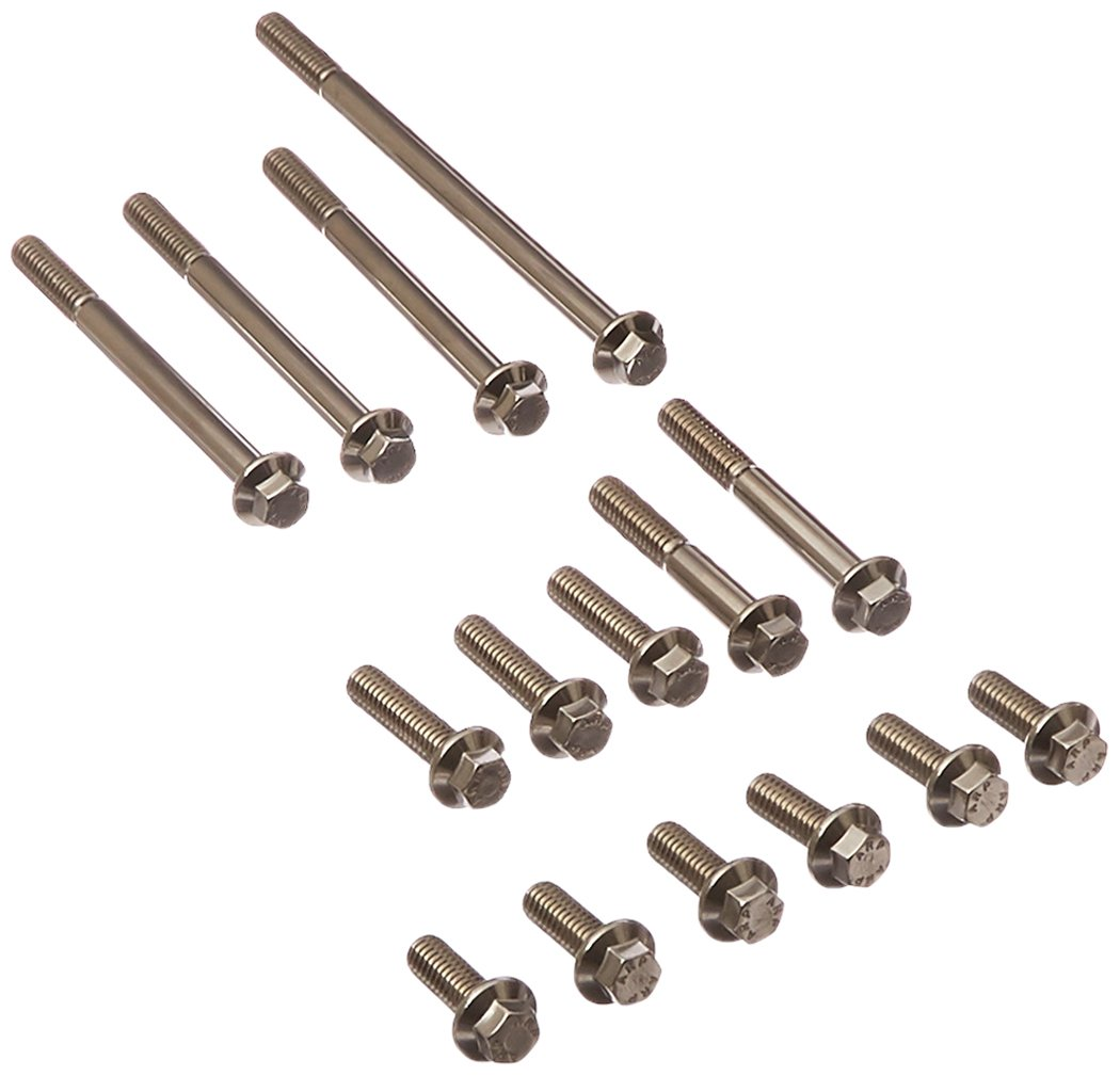 ARP 4541504 Stainless 300 Hex Rear Motor Cover Bolt Kit