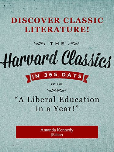Amazon the harvard classics in a year a liberal education in the harvard classics in a year a liberal education in 365 days by eliot fandeluxe Images
