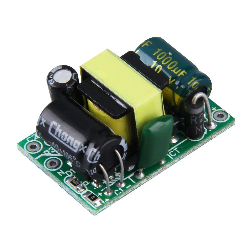 Ndier Deanyi AC-DC 5V 700mA 3.5W Power Supply Buck Converter Step Down Module 220V To 5V