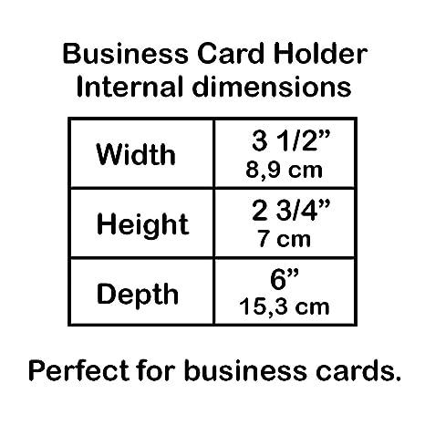 Acrimet Karteikasten Für Karteikartengröβe Visitenkarte Aus