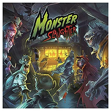 Amazon.com: Monster Slaughter: Toys & Games