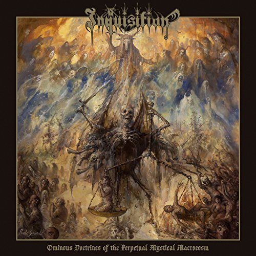 Inquisition - Ominous Doctrines of the Perpetual Mystical Macrocosm (2010) [FLAC] Download