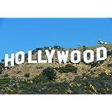 Hollywood Sign, Los Angeles, California, Magnet 2 x 3 Fridge Photo Magnet