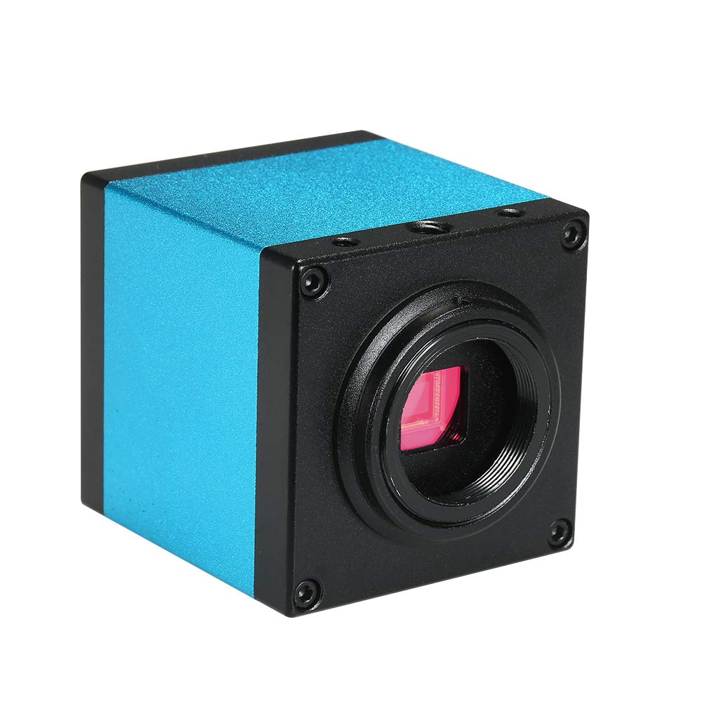 OWSOO Cámara de Microscopio de Video para Industrial Digital 1080P ...