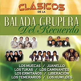 Amazon.com: Clasicos De La Balada Grupera: Various: MP3 Downloads