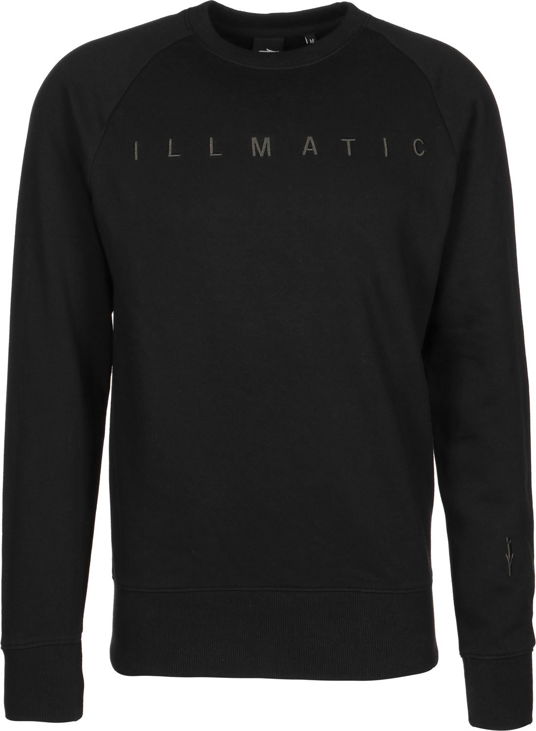 ILLMATIC Herren Word Sweater Sweatshirts
