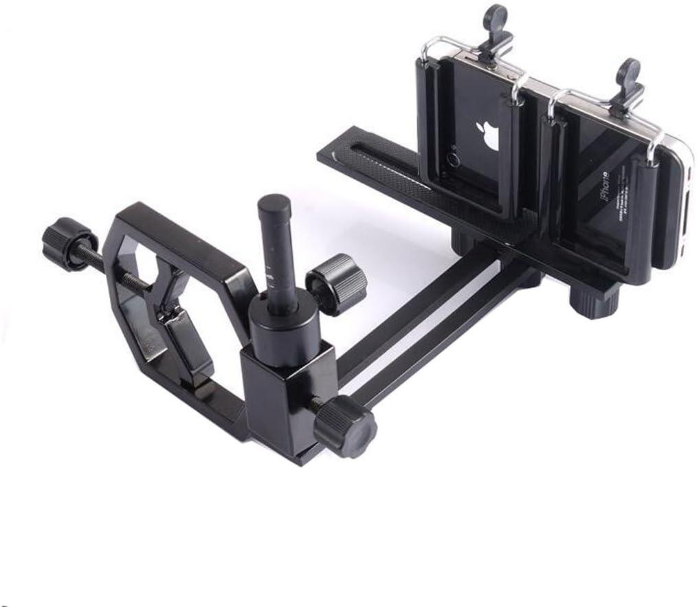 JOYOOO Adaptador Universal con 2 Soportes para cámaras Digitales y ...