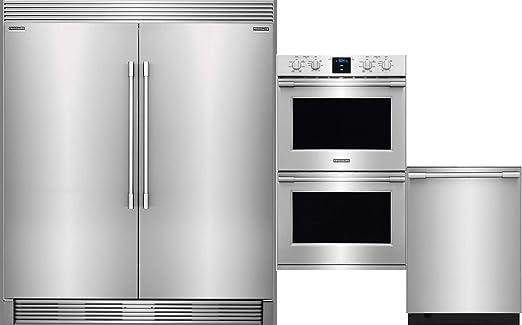 Frigidaire paquete profesional - FPRU19F8RF refrigerador ...