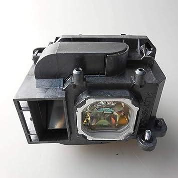 CTLAMP proyector lámpara de repuesto NP23LP 100013284 Asamblea con ...