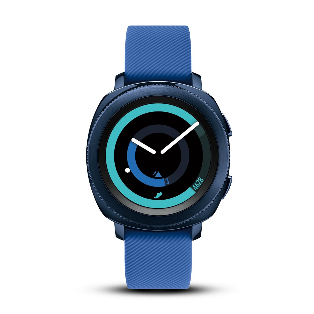 Samsung Gear Sport Smartwatch Review