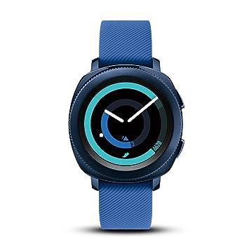 "Samsung Gear Sport 1.2"" SAMOLED GPS (satélite) Azul Reloj Inteligente - Relojes Inteligentes"
