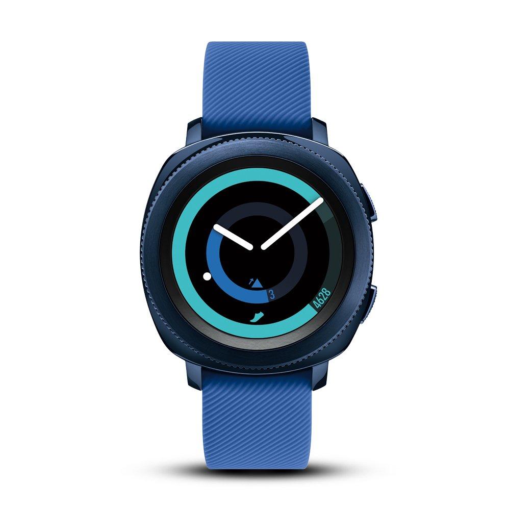 Samsung Gear Sport Smartwatch, Blue (SM-R600NZBAXAR)