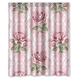 Best Gifts For Gf Lincolns - The Flower Bath Curtains Of Polyester Width X Review