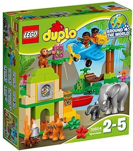 """LEGO (LEGO) Duplo of the world animal """"jungle set 10804"""