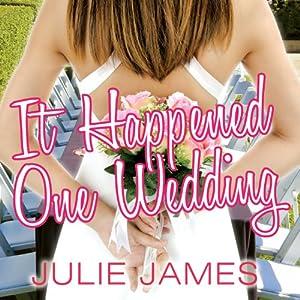 It Happened One Wedding Audiobook