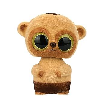 Amazon.de: leoy88 Auto Schütteln Kopf Spielzeug Dancing Puppen Tier ...