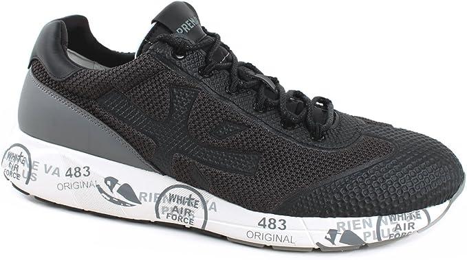 PREMIATA - Zapatillas para Hombre Negro Size: 44: Amazon.es: Zapatos y complementos
