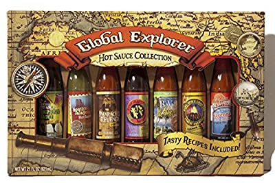 Global Hot Sauce Collection Gift Set