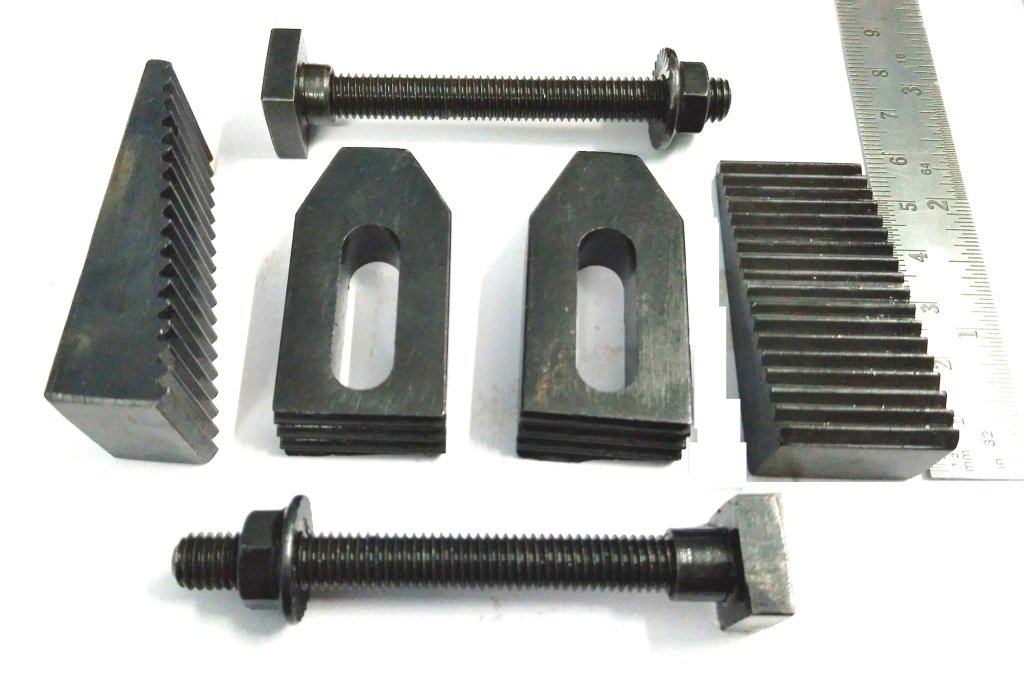 M8 Clamp Kit Set (8mm) suitable for HV4/ HV6 Rotary Table-Milling
