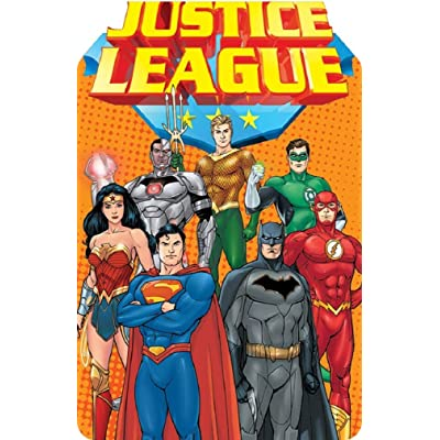 Playhouse DC Comics Justice League #1 Die-Cut Shaped Pocket Notebook for Kids: Toys & Games
