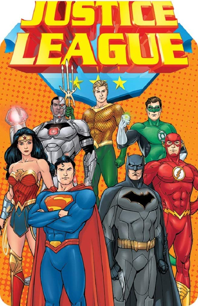 Playhouse DC Comics Justice League #2 Pocket Notebook for Kids Paper House